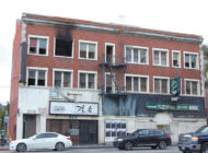 Fire damages vacant east Hollywood building
