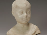 'Bust of a Young Boy' at the Getty