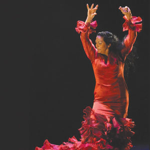 Rosario Montoya is considered a legend in the world of flamenco dance. (photo courtesy of L.A. Flamenco Festival)