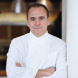 Chef Jean-Georges Vongerichten (photo courtesy of Waldorf Astoria Beverly Hills)