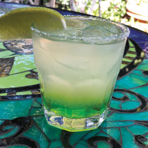 Try the Lucky Patron on St. Patrick's Day. (photo courtesy of Casita Del Campo)