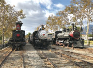Antique train enthusiasts invited to 'Steam Railfest!'