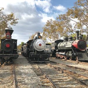 (photo courtesy of the Santa Clara River Valley Railroad Historical Society)