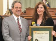 Assemblyman honors talent agency association leader
