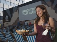 Rooftop Cinema Club returns