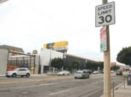 Life in the slow lane along L.A. streets