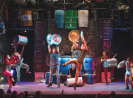 'Stomp' shakes things up at the Hollywood Pantages