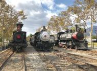 Antique train enthusiasts invited  to 'Steam Railfest!'