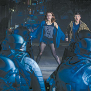 "Olivia Cooke appears as Samantha in ""Ready Player One."" (photo courtesy of Warner Bros. Pictures)"