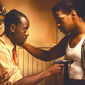 "The African American Film Critics Association and the American Cinematheque will honor director Carl Franklin on April 29. The event will include a screening of his film ""Devil in a Blue Dress,"" which starred Denzel Washington and Don Cheadle. (photo courtesy of American Cinematheque)"