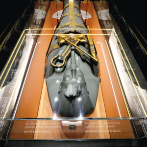 King Tut Exhibit Arrives At California Science Center