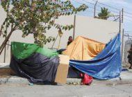Tent encampment causes concern