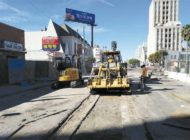Subway work prompts westbound Wilshire closure