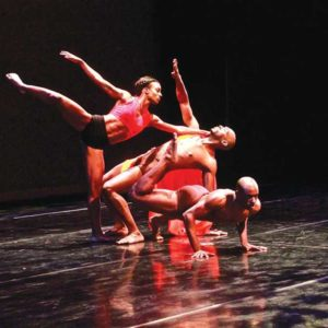 The Lula Washington Dance Theatre will be among the featured acts. (photo courtesy of the Lula Washington Dance Theatre)