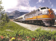 Hop aboard a vintage train for a Mother's Day lunch trip