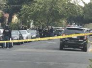 Victim shot during robbery attempt on Vista Street