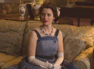 Paley Center exhibits costumes from 'The Crown'