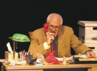 'Wiesenthal,' 'Lost and  Found' debut at Theatre 40