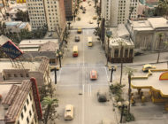 Miniature Hollywood exhibit displayed for first time in years