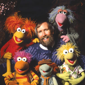 "Jim Henson, here with puppets from ""Fraggle Rock,"" developed beloved shows such as ""The Muppets"" and ""Sesame Street."" (photo courtesy of The Jim Henson Company/MoMI)"