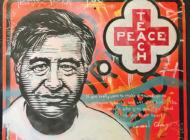 Fairfax students display artwork with acclaimed graffiti artist