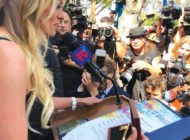 West Hollywood honors Stormy Daniels