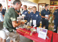 'Taste of Farmers Market' features food, firefighters and fun