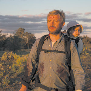 "Martin Freeman as Andy is the heartbeat of the story in ""Cargo."" (photo courtesy of Netflix)"