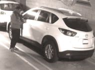 Police search for stolen vehicle in Wilshire Division