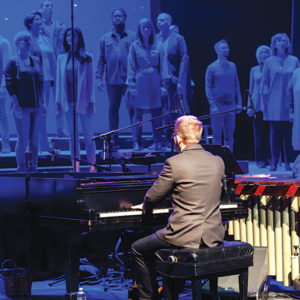 "Craig Hella Johnson composed ""Considering Matthew Shepard"" as a reflection 20 years after the young gay student died. (photo courtesy of Davidson & Choy Publicity)"