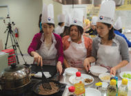 KCCLA hosts cooking classes on Korean tea and snacks