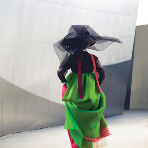 """Korean Inspiration: A Night of Art & Exploration"" at the Los Angeles County Museum of Art will feature a gallery viewing, art workshops, tea tastings and a hanbok fashion show. (photo courtesy of MeeHee Hanbok)"