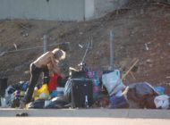 Homeless count results show slight drop