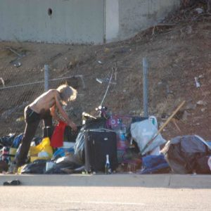 While the number of homeless people decreased in the most recent count, officials remain committed to finding solutions to homelessness. (photo byEdwinFolven)