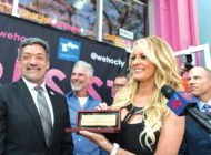Five WeHoans object to Stormy Daniels Day