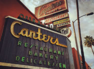 Enjoy the Buck Benny at Canter's during National Hot Dog Month