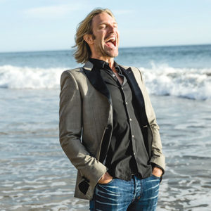 "Composer Eric Whitacre will conduct the statewide ""Big Sing California."" (photo by Marc Royce)"