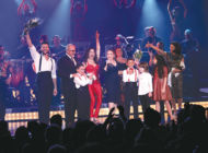 Gloria Estefan makes surprise appearance at opening night of 'On Your Feet'