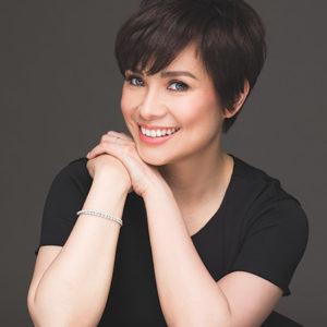 """Lea Salonga, who voiced Jasmine in Disney's """"Aladdin"""" and Fa Mulan in """"Mulan,"""" will play Grace Farrell in the Hollywood Bowl's upcoming production of """"Annie."""" (photo by Raymond Isaac)"""