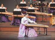 KCCLA hosts traditional Korean music concert and class