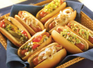 Celebrate National Hot Dog Month with a Dodger Dog