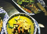 Cuisine worthy of the king of Thailand