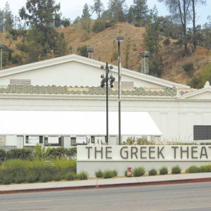 The Greek Theatre was evacuated during a performance on July 15 because of a bomb threat. (photo by Edwin Folven)