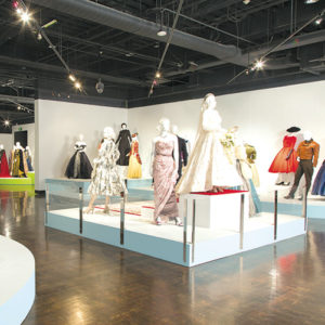 FIDM showcases some of the best in TV costume design at annual exhibit. (photo courtesy of FIDM)