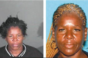 Photographs of Vicky McCoy have been released. She is wanted in connection with a stabbing that occurred on Waring Avenue in June. (photo courtesy of the LAPD)