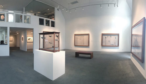 Located on La Brea Avenue since 1981, Jack Rutberg Fine Arts has featured a program of significant modern and contemporary art exhibitions, many of which have traveled to museums internationally. (photo courtesy of Jack Rutberg Fine Arts)