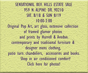 Karen Richmond Estate Sale