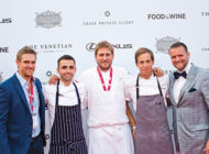 Roll out the red carpet for the Eighth annual  L.A. Food & Wine Fest on Grand Avenue