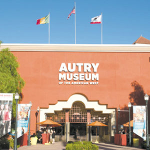 The Autry will create a new major exhibit on how the American West is portrayed in the media and the arts. (photo courtesy of the Autry Museum of the American West)