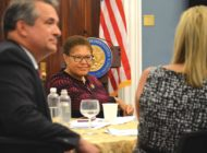 Congressional Caucus on Foster Youth hosts dinner